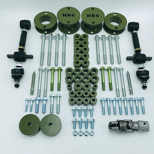 3 inch (76mm) ULTIMATE Lift Kit for 1997-2001 Honda CR-V