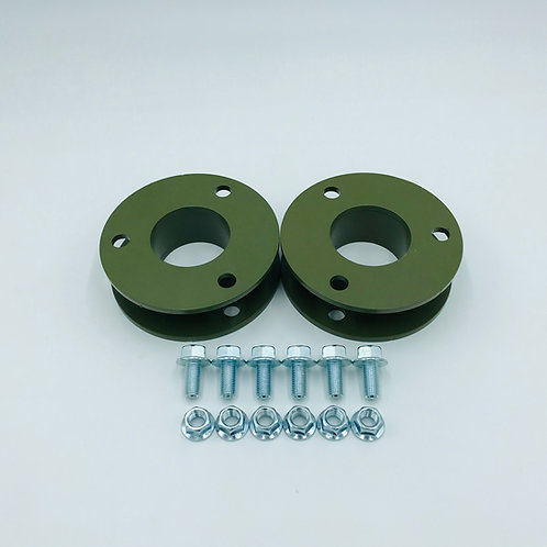 1.5 inch (38mm) Spacers for 1990-1997 Accord & 1995-1998 Odyssey (front)