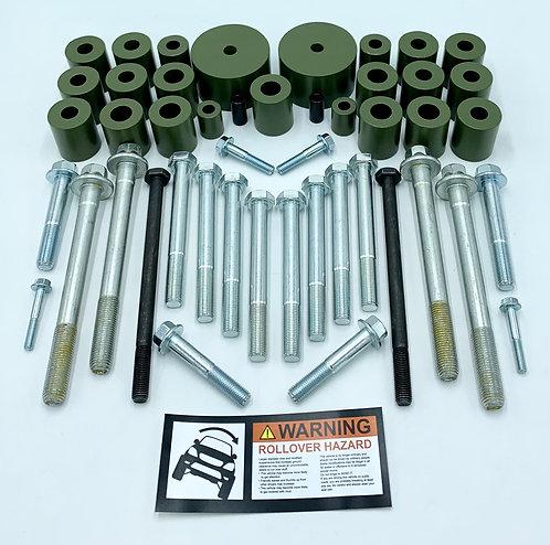 1.5 inch Subframe Kit for 2002-2006 Honda CR-V