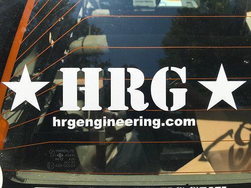 HRG sticker