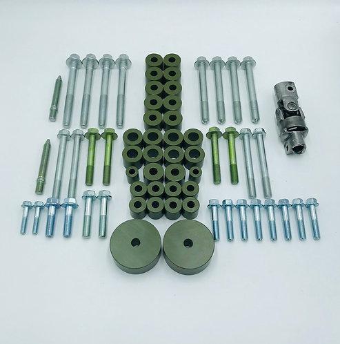 Subframe Kit for 1997-2001 Honda CR-V (1 inch or 1.5 inch)