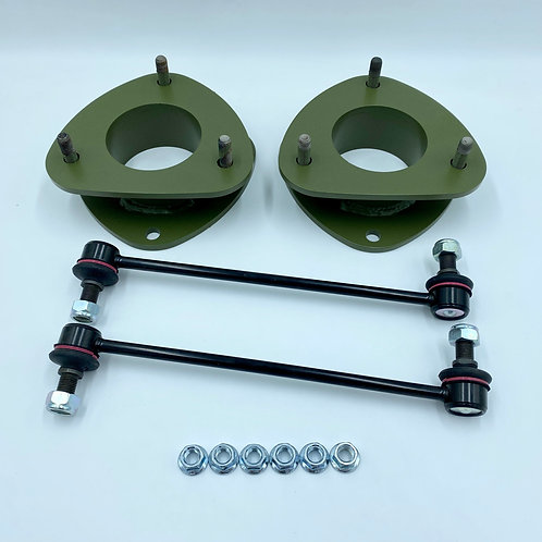 1.5 inch (38mm) front spacers for 2003-2008 Honda Pilot