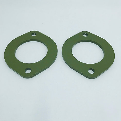 .25 inch (7mm) Shim Spacers for Honda Civic & CR-V (rear only)