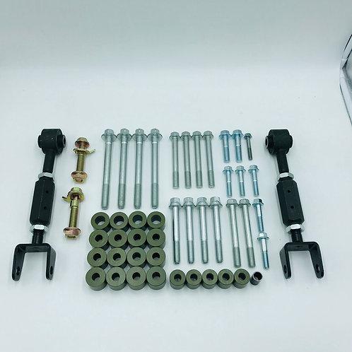 1 inch (26mm) Subframe & Alignment Kit for 2003-2011 Honda Element