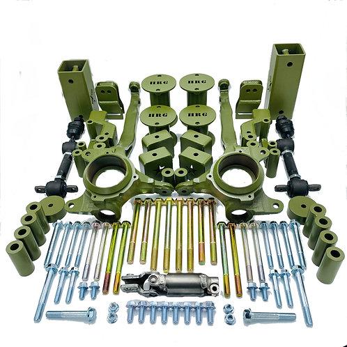 THE BEAST 6 inch lift kit for 1997-2001 Honda CR-V