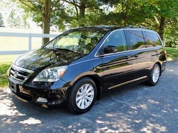 Lifted 2005 Honda Odyssey
