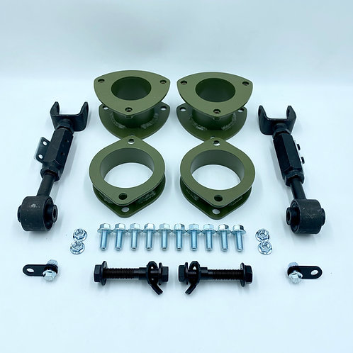 3 inch (76mm) Lift Kit with Camber Adjusters for 2003-2011 Honda Element
