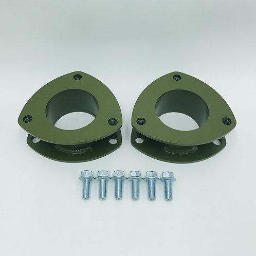 2 inch (51mm) Spacers for Honda Element, CR-V & Civic (front)