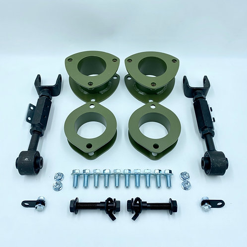 3 inch (76mm) Lift Kit with Camber Adjusters for 2002-2006 Honda CR-V