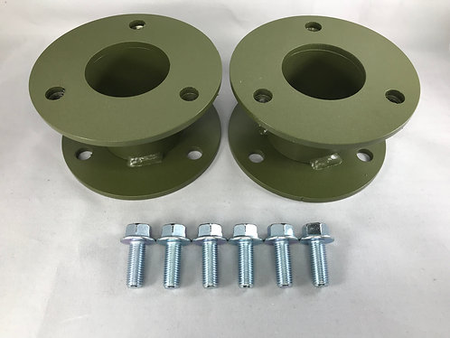 2.5 inch (64mm) front Spacers for 1990-1997 Accord & 1995-1998 Odyssey (front)