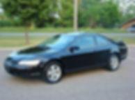 lifted 1998 Honda Accord