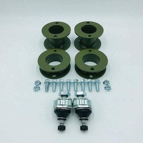 3 inch (76mm) Lift Kit with Upper Ball Joints for 1997-2001 Honda CR-V