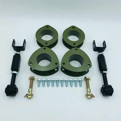 2 inch (50mm) Lift Kit with Camber Adjusters for 2003-2011 Honda Element