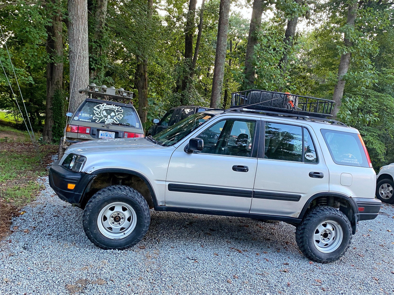 4 inch 102mm ultimate lift kit for 1997 2001 honda cr v hrg engineering 4 inch 102mm ultimate lift kit for 1997 2001 honda cr v hrg engineering