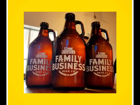 Episode 15: Family Business Beer Co - Fox Rye Lager