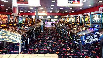 Pinball Machines at Pinballz Lakeway