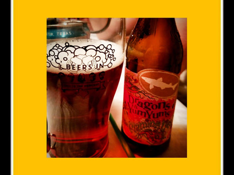 Episode 14: Dogfish Head Dragons and Yum Yums Pale Ale