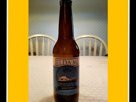 Episode 5: No Label Elda M Milk Stout