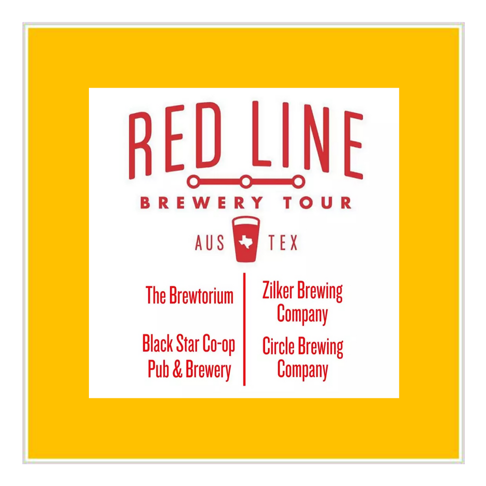 red line brewery tour ad