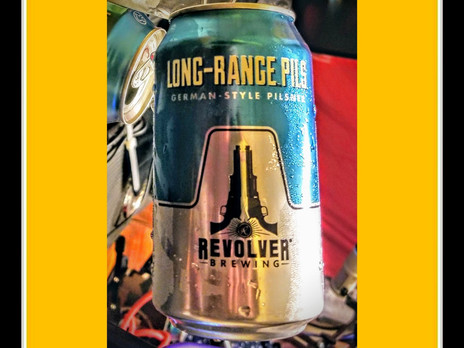 Episode 12: Revolver Brewing Long-Range Pils