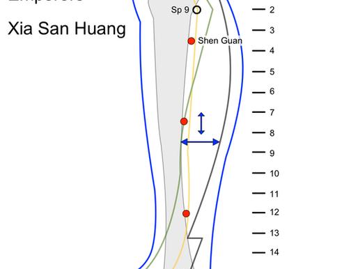 Xia San Huang - 77.18, 77.19, 77.21