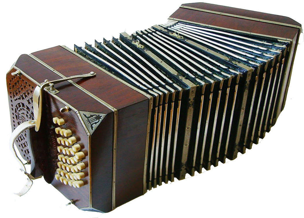 Tango Orkester Bandoneon Arrangement