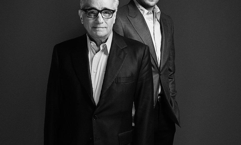 Martin SCORSESE & Leo DI CAPRIO