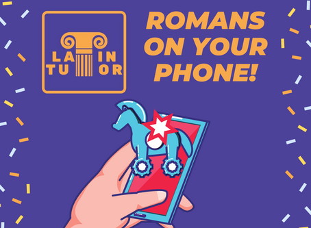 Learn Latin on the go - for free!