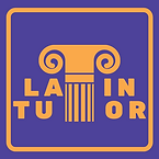 Latin Tutor Online Logo