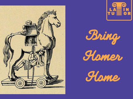 3 Surprisingly easy ways to bring Homer to your homeschool
