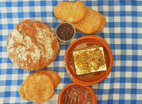 Guide to eat like the Romans for a day