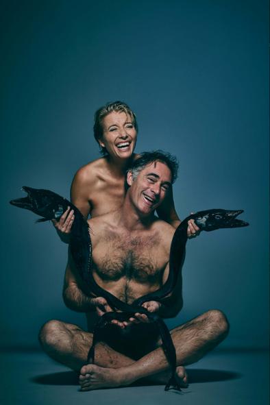 Emma Thompson & Greg Wise