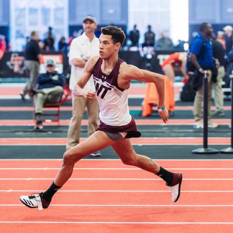 Student Athlete Spotlight : Guillaume Devries