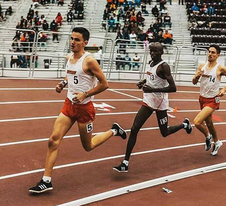 Student Athlete Spotlight : Antoine Godin