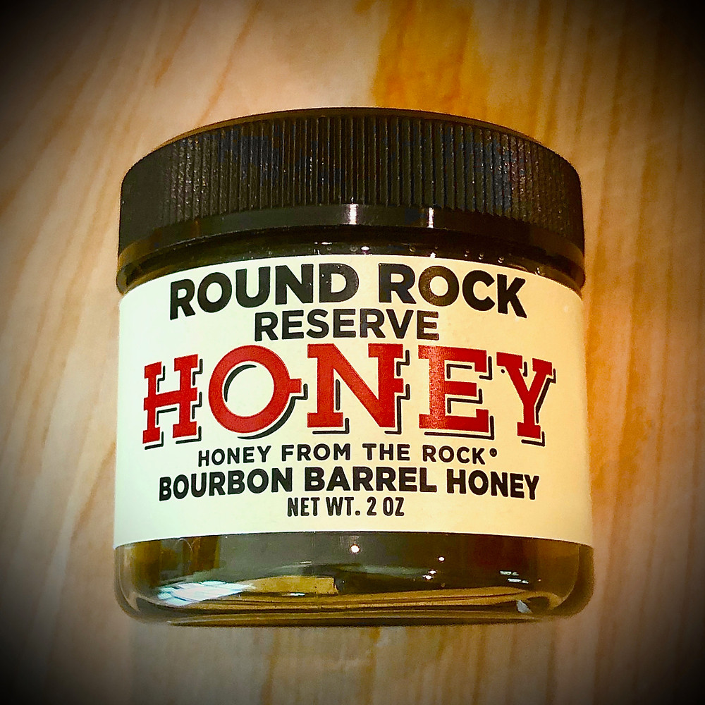 Round Rock Bourbon Barrel Honey
