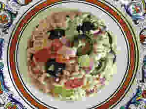 Home Style Austin Orzo Salad