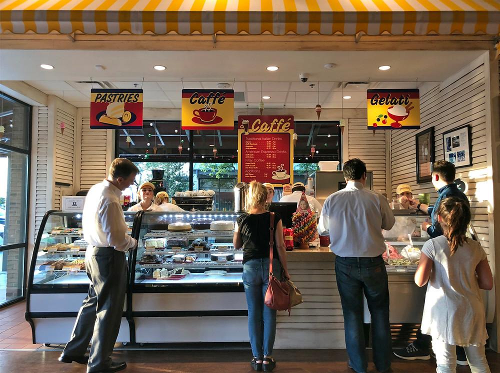 Mandolas Cedar Park Bakery and Gelateria