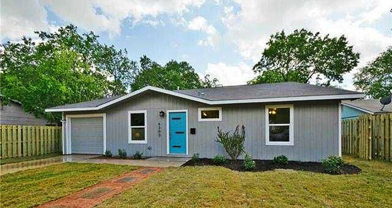 Home Style Austin Open House 11/2/13 : 6303 Hickman Avenue, Austin Texas  78723