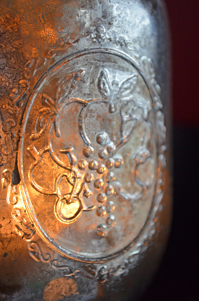 A Mercury Glass Mason Jar Project From Home Style Austin