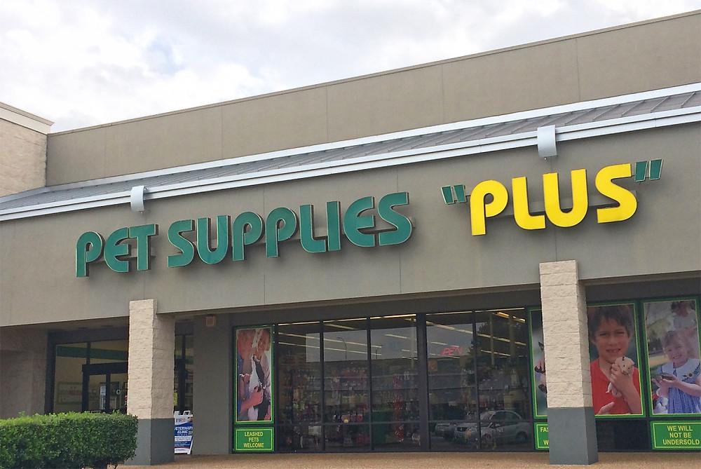 Pet Supplies Plus In Austin, Texas