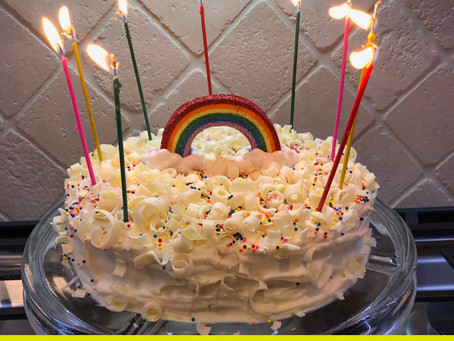 Limoncello Cake