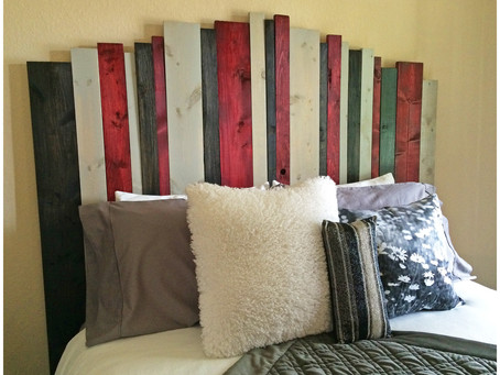 DIY : Hill Country Headboard