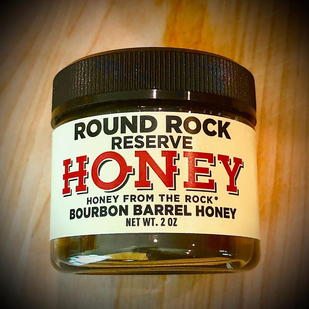 Round Rock Bourbon Barrel Honey