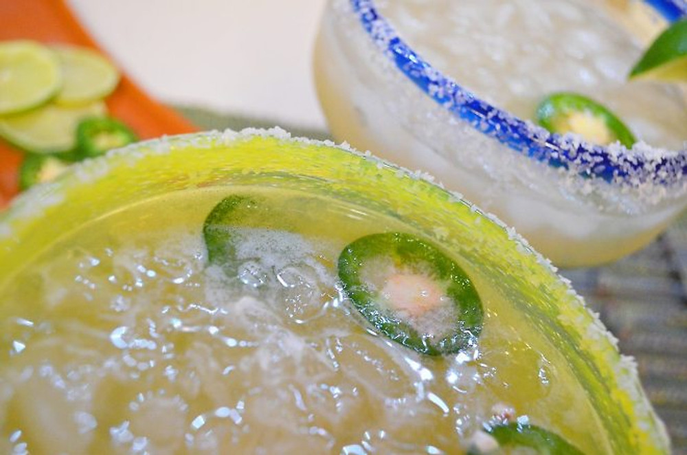 A Spicy Margarita Recipe from Home Style Austin