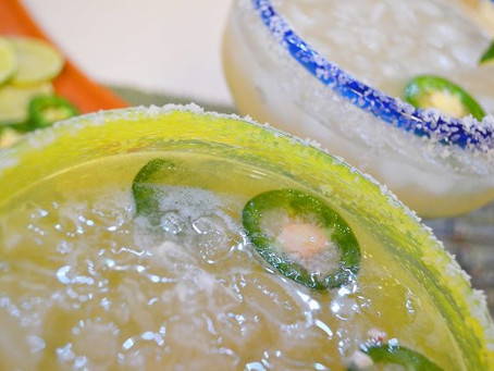 Home Style Austin's Spicy Margarita Recipe