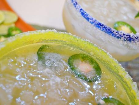 Home Style Austin's Spicy Margarita Recipe