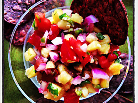 Pineapple Pico de Gallo Recipe