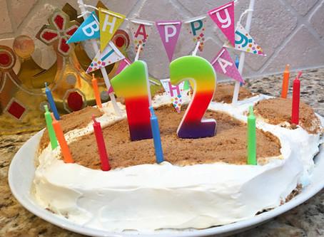 Recipe: Birthday Cake For Dogs
