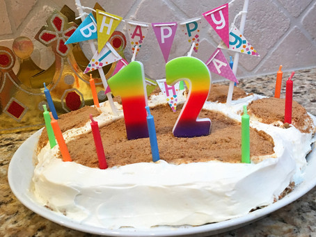 Recipe: Birthday Cake For Dogs