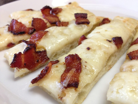 Trader Joe's Bacon Cheese Bread Recipe